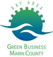 Green Business Marin County Logo