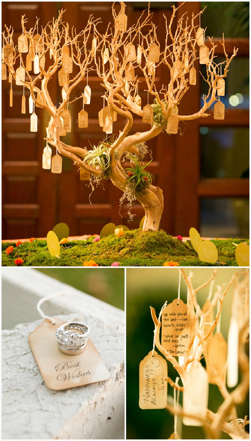 Best Wishes ~ Vibrant Fall Wedding